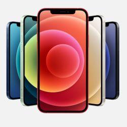 iPhone 12シリーズ iPhone 12・mini・Pro・Pro Maxを比較してみた