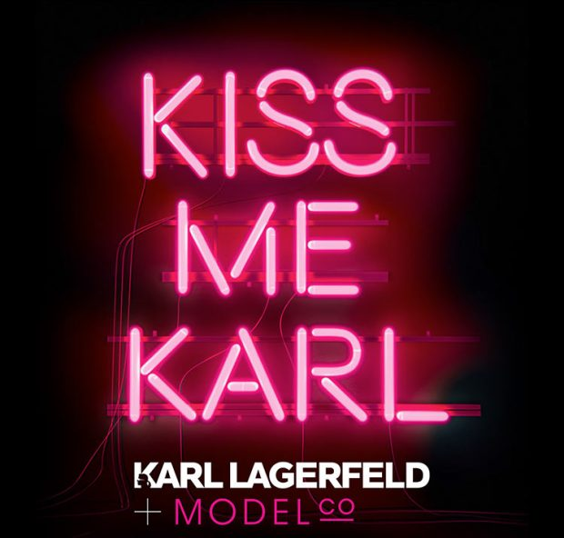 Colección maquillaje Karl Lagerfeld