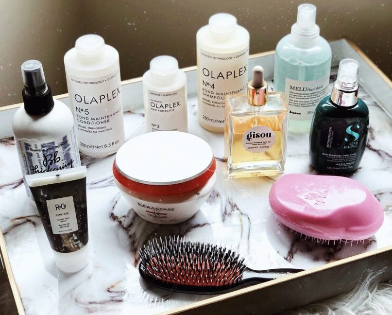 | Hair Care Routine for damaged/breakage hair |