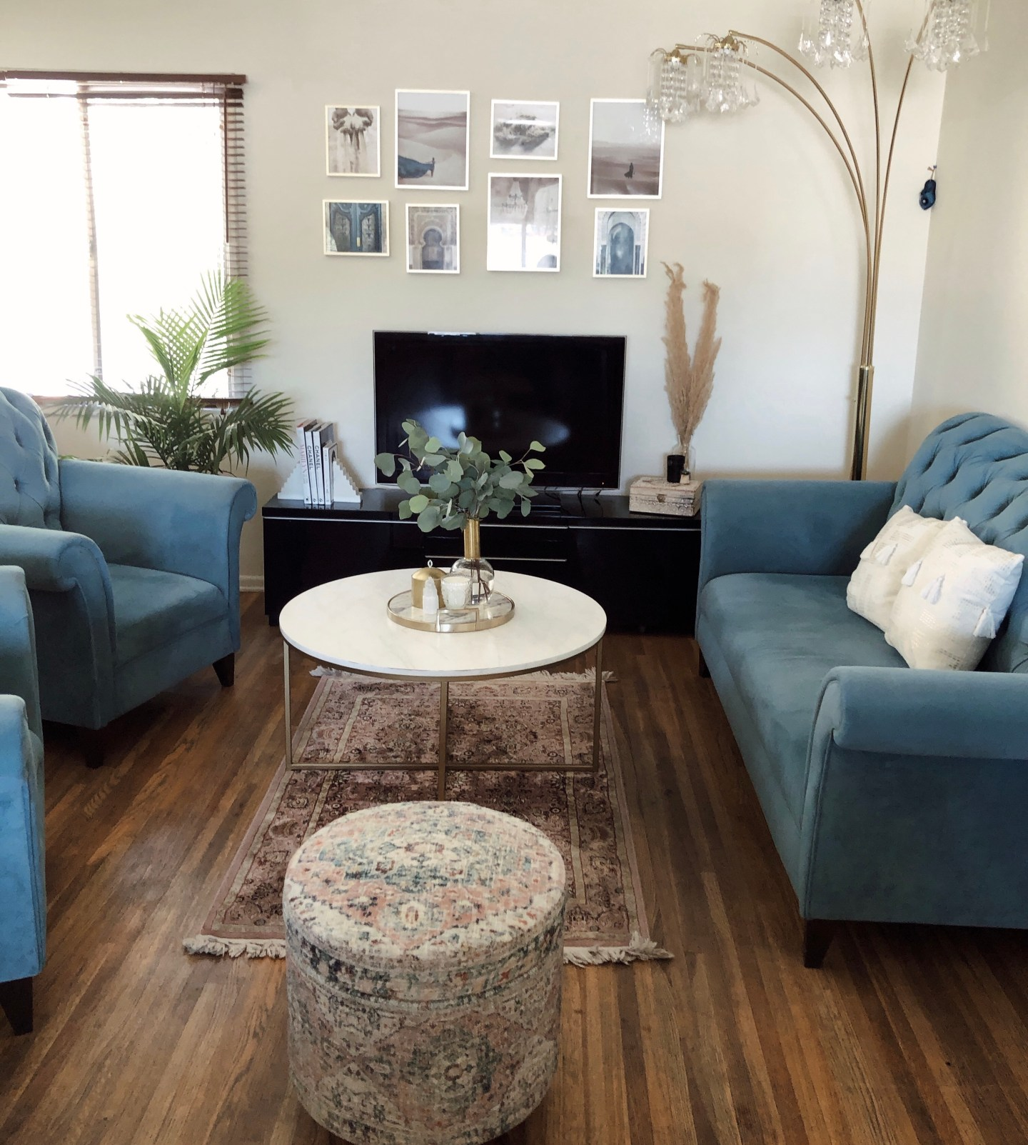   Get the look-living room  