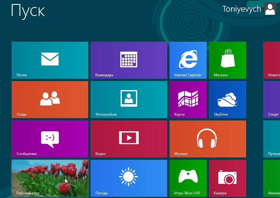 Cosa è meglio installare: Windows 7 o Windows 8