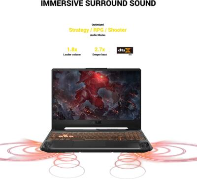 ASUS TUF Gaming A15 TUF506IV-AS76 - best buy laptop for gaming - notebookinsight.com