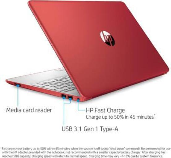 Laptop for Students - HP Notebook - 15-dw0083wm