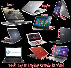 Top-Brands-of-Laptops