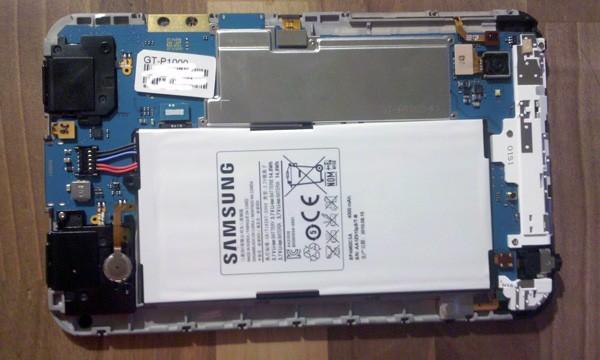 Galaxy Tab 3 Battery Notebook Repair