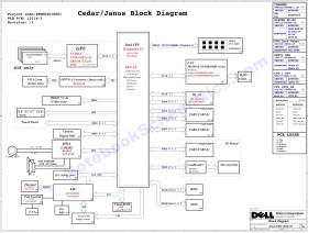 Dell Inspiron 14R5437 Schematic – Wistron CedarJanus MB