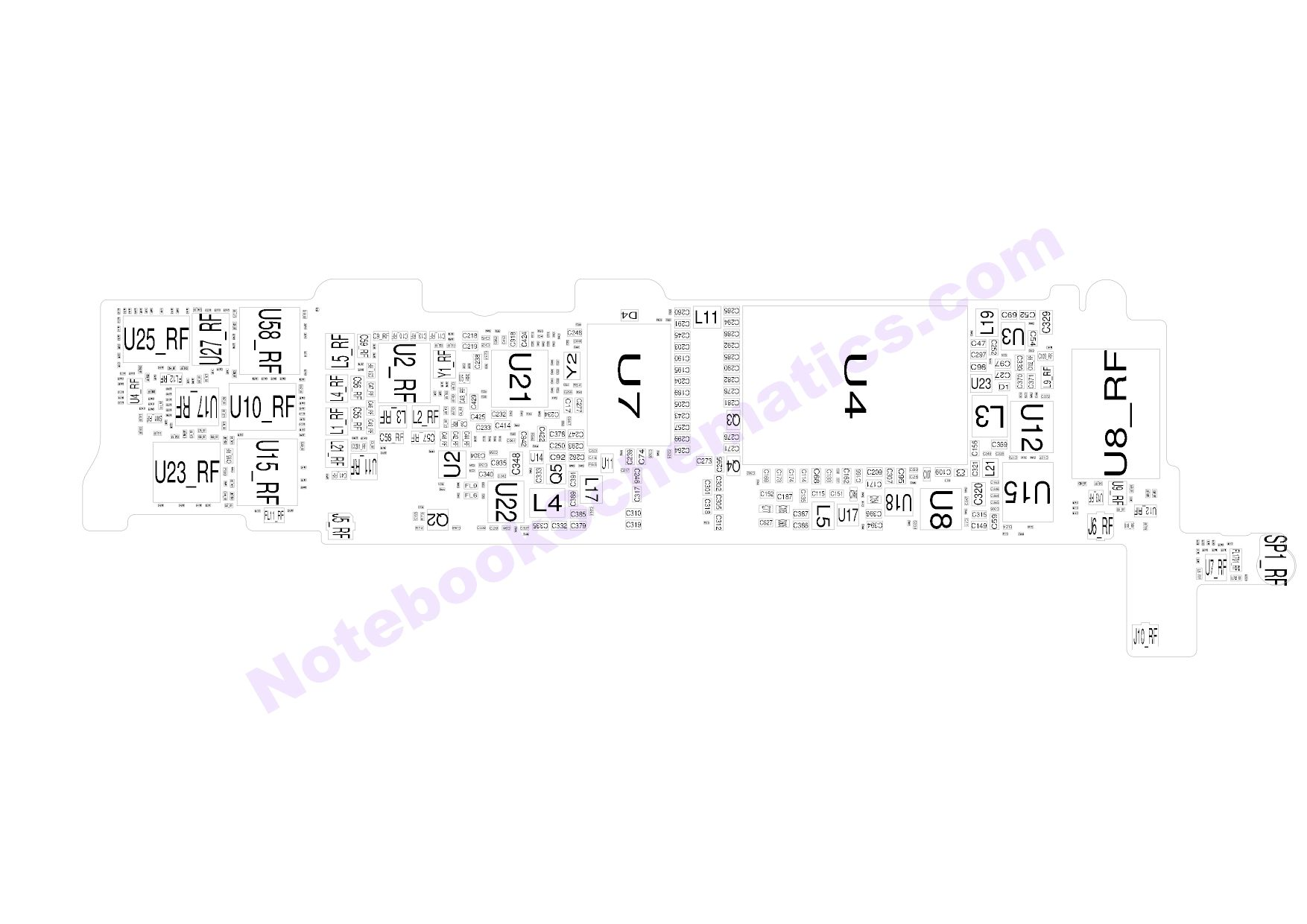 Iphone 5c 820 Schematic Amp Boardviews