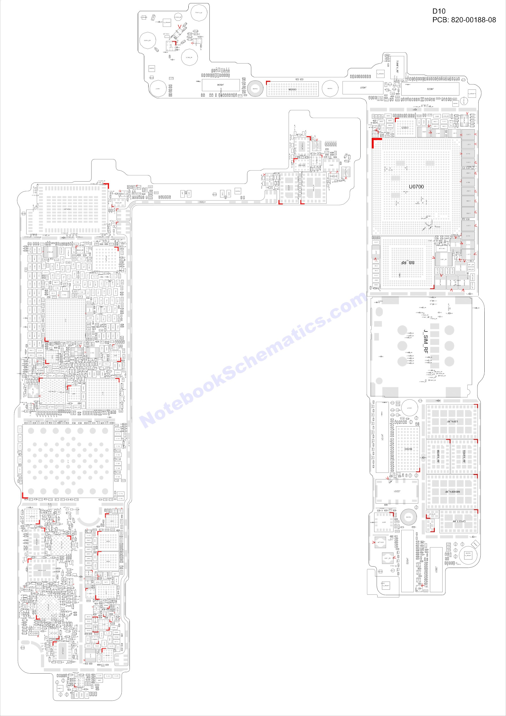 Iphone 7 820 Schematic Amp Pcb Layout