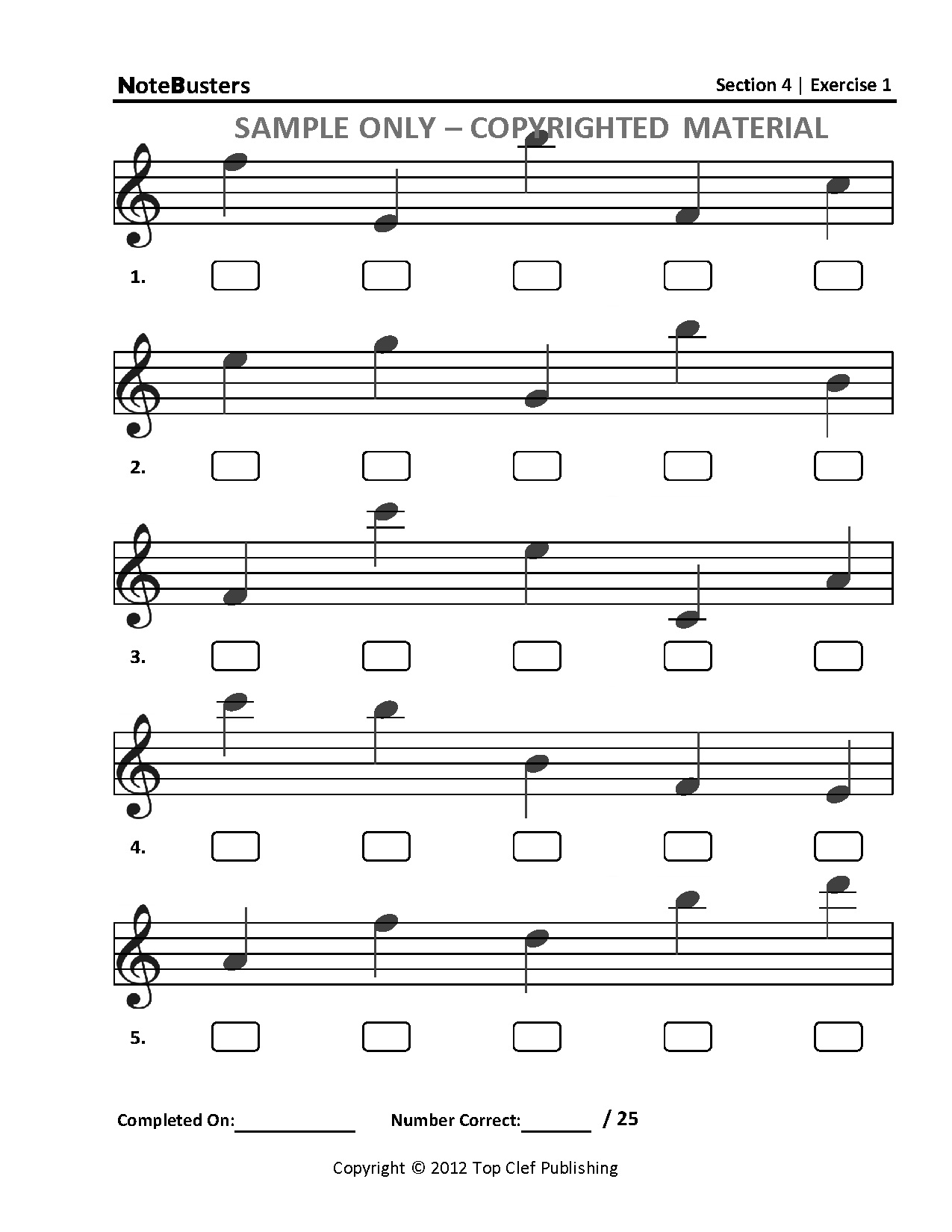 Read And Play Sheet Music Faster With Note Reading