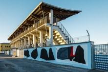 108 per Fallout Walls 2016, Stadio Comunale R. Picco, Trino