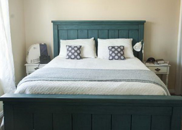 30 Budget Friendly DIY Bed Frame Projects Amp Tutorials Noted List