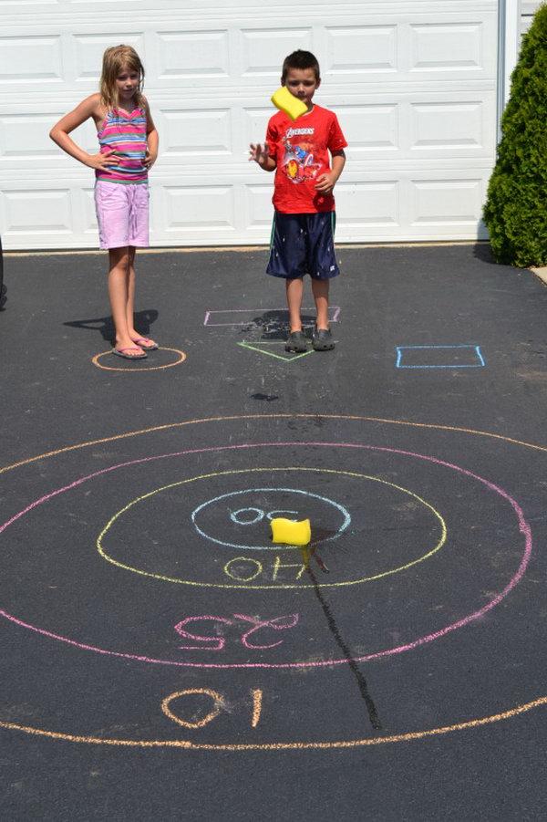 Fun Easy Outdoor Games Kids