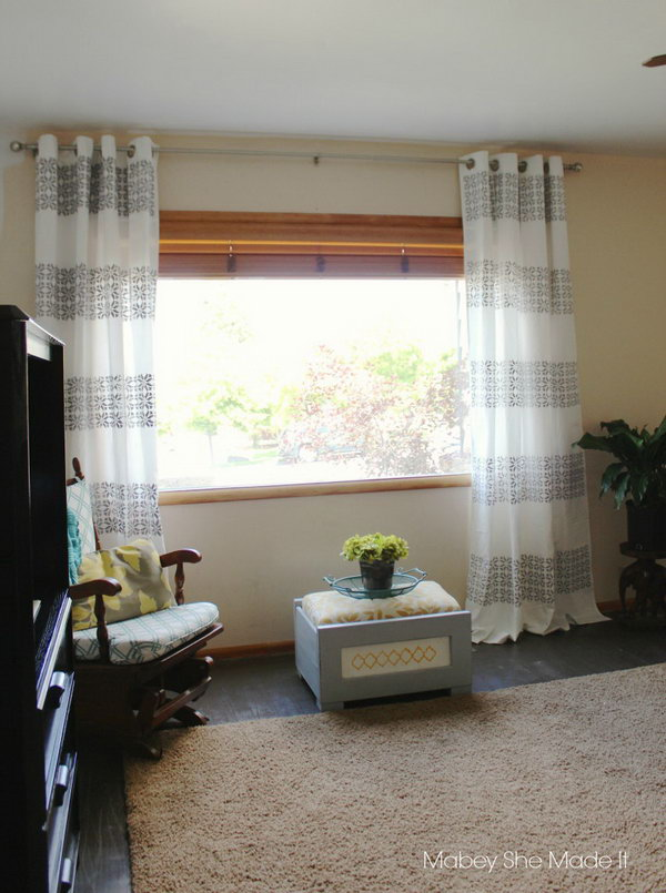 IKEA Hacks Tutorials Amp Ideas For Your Window Treatments Noted List