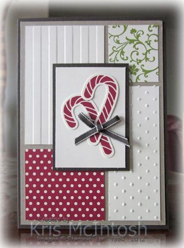 25 DIY Christmas Cards Ideas Amp Tutorials Noted List
