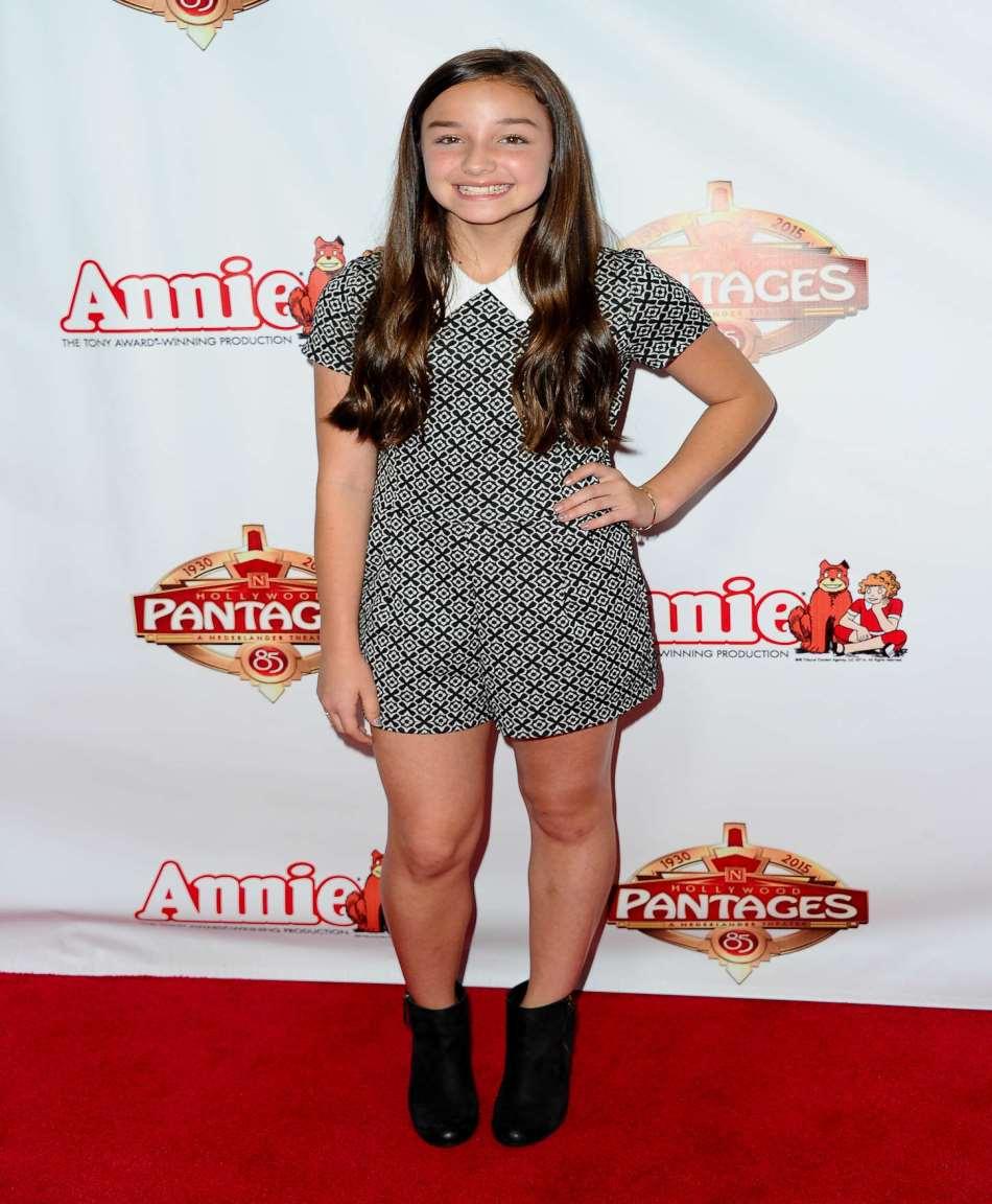 Mackenzie Aladjem Birthday Real Name Age Weight Height
