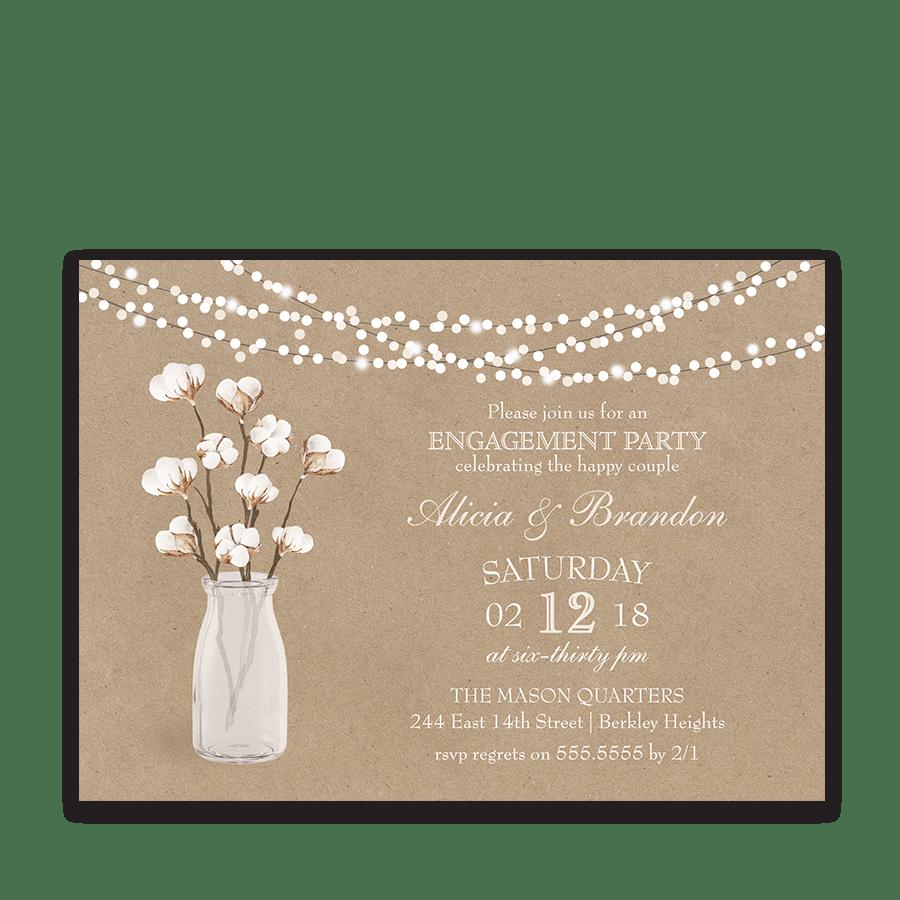Rustic Wedding Rsvp