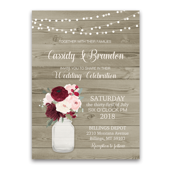 Cheap Invitations Rehearsal Dinner