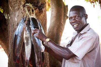 Fish Pond - Alenga, Uganda