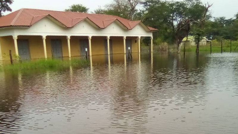 Note Karacel - Alenga, Uganda Flood