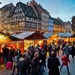 mercadillo navideño Estrasburgo