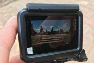Foto de la GoPro