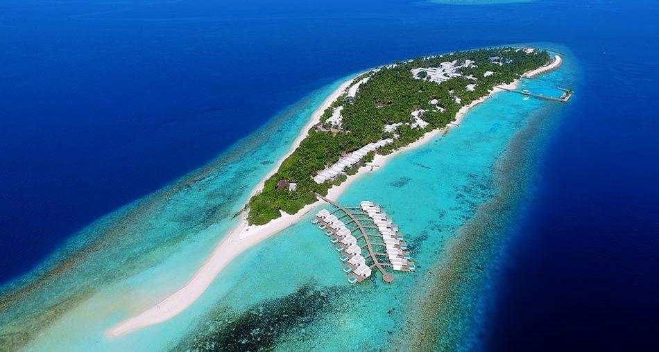 Dhigali Maldivas, El Paraíso 2.0