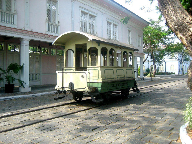 Viajar a Guayaquil. Parque historico Guayaquil