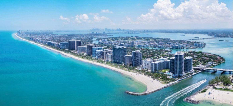 Viajar a Miami. Bal Harbour