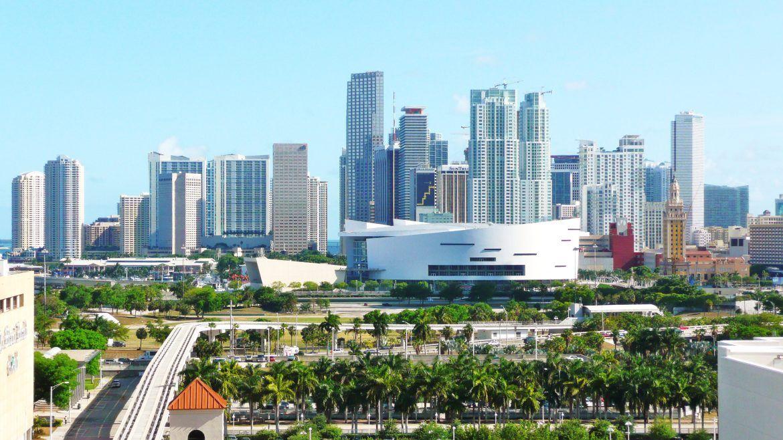 Viajar a Miami. Downtown