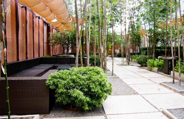 Viajar a Miami. Enea Garden Lounge