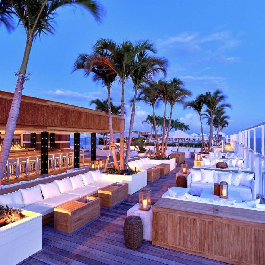 Viajar a Miami. The 1 rooftop Miami
