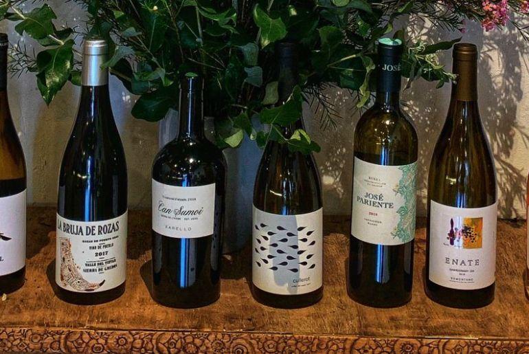 los vinos de primavera