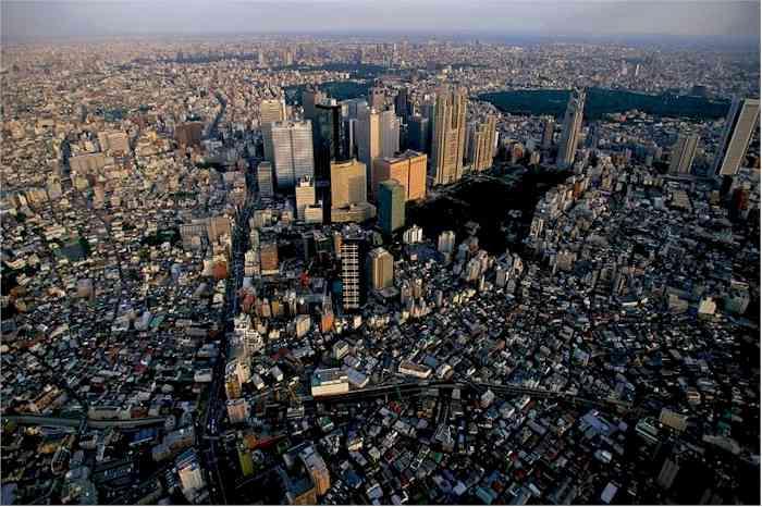 viajar a Tokio, Shinjuku
