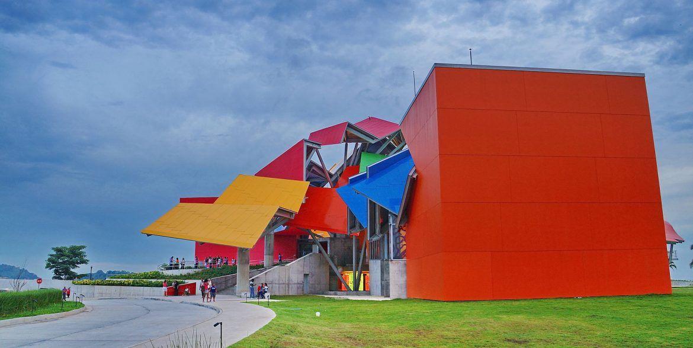 visitas en ciudad de panama. biomuseo
