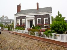 nantucket cottages
