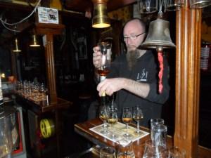 Ralf Morgenstern - Inhaber der Schmiede; Radebeul (Whiskybar des jahres)