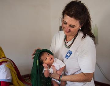 Portal Web AECID – La AECID comprometida con la salud en los Campamentos Saharauis