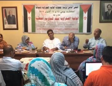Ministro para Zonas Ocupadas y Comunidad Saharaui en el extranjero asiste al 2º Encuentro de Asociaciones Saharauis en España   Sahara Press Service