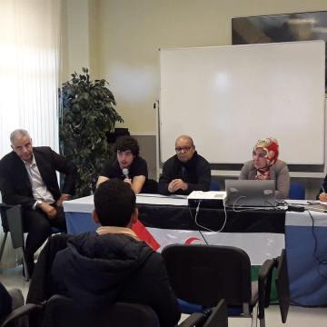La Liga de Estudiantes y Jóvenes Saharauis en el Estado Español se constituye en la comunidad foral de Navarra — Liga de Estudiantes y Jóvenes Saharauis en el Estado Español