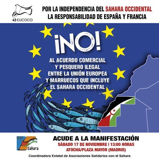 ⚡️ 🇪🇭 Las noticias saharauis del 2 de noviembre de 2018: La #ActualidadSaharaui de HOY 🇪🇭🇪🇭