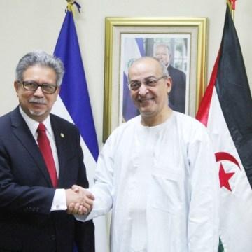 El Salvador y la RASD fortalecen sus relaciones diplomáticas | Sahara Press Service