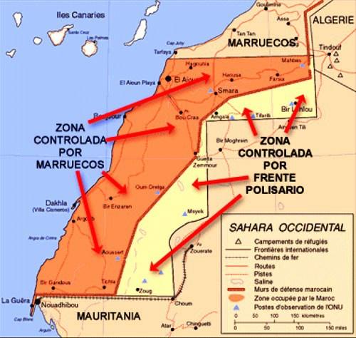 ⚡️ 🇪🇭 Las noticias saharauis del 25 de noviembre de 2018: La #ActualidadSaharaui de HOY 🇪🇭🇪🇭