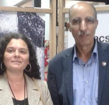 Argentina: encuentro de la Cátedra Libre de Estudios sobre el Sáhara Occidental con el rector de la Universidad saharaui | Voz del Sahara Occidental en Argentina