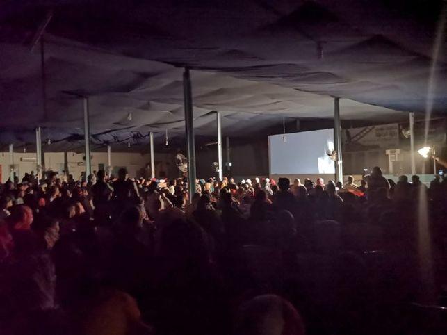 La población saharaui saca adelante su propio festival de cine tras la pérdida de fondos del FiSahara – eldiario.es