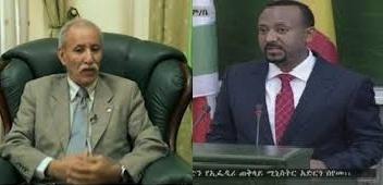 President of Republic offers condolences on passing of former Ethiopian President   Sahara Press Service
