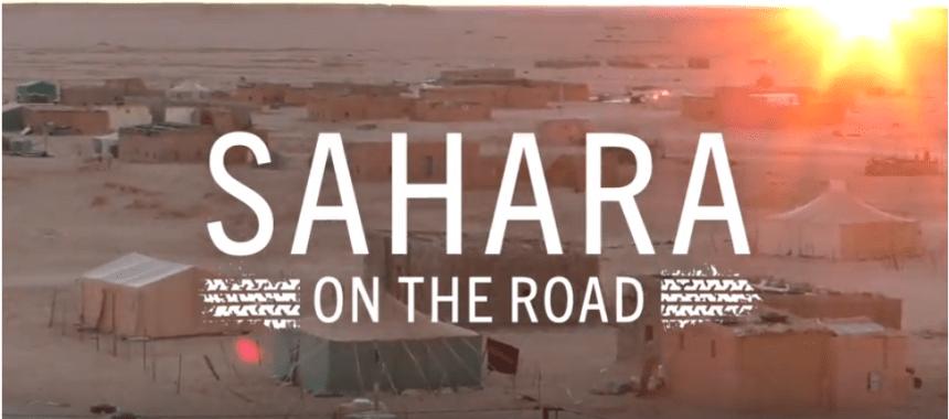 Izquierda Unida  @iunida estrena la miniserie: #SaharaOnTheRoad (cap. 1º)
