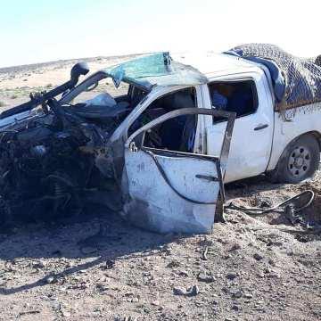 ASAVIM informa de nuevas víctimas por explosión de minas en el Sahara Occidental — POR UN SAHARA LIBRE .org