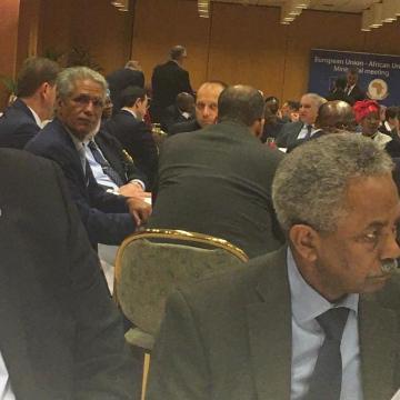 La République sahraouie participe à Bruxelles à la réunion des ministres des AE de l'UA et- l'Union européenne   Sahara Press Service