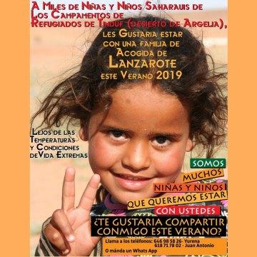 Vacaciones en Paz para los niños Saharauis – Lancelot Digital