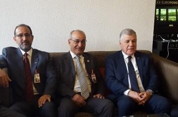 Sahrawi delegation participates in inauguration of Venezuelan President | Sahara Press Service
